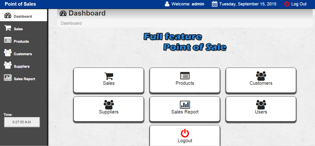 point of sale and inventory documentation Everything at the point of sale is supported by this centralized data transfer and consolidation module checkout tools reduce checkout time and drive sales with support for advanced transaction types, extensive promotions and deal executions.