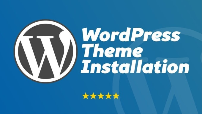 Install WordPress on your Hosting Server to Set up website