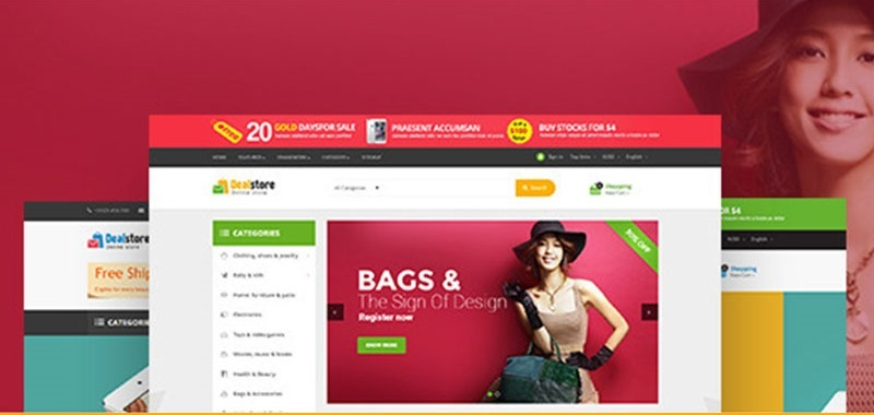 I Will Design Fully Responsive Shopify Store Or Shopify Dropshipping store