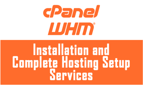 Installation CPanel WHM Install Hosting On Your Vps Cloud Or Dedicated or bare metal server