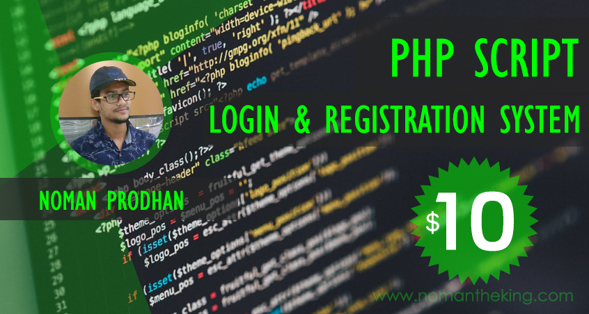 Get a secure PHP & MySQL login and registration system