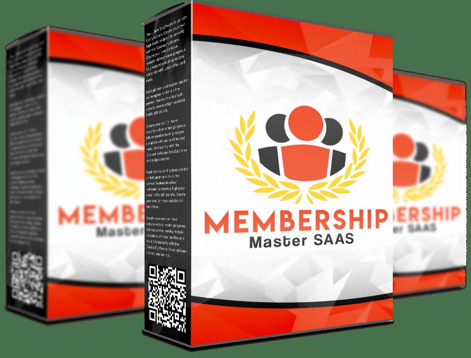 SAAS Script For Membership Site