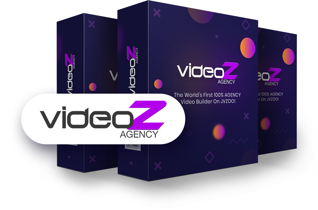 VideoZ Agency - Create STUNNING Agency Videos In MINUTES
