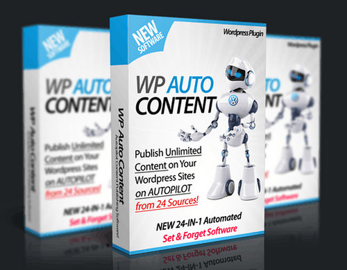 Update OFFER Only for 10 Buyer Unlimited Use WP Plugin For Automated Content