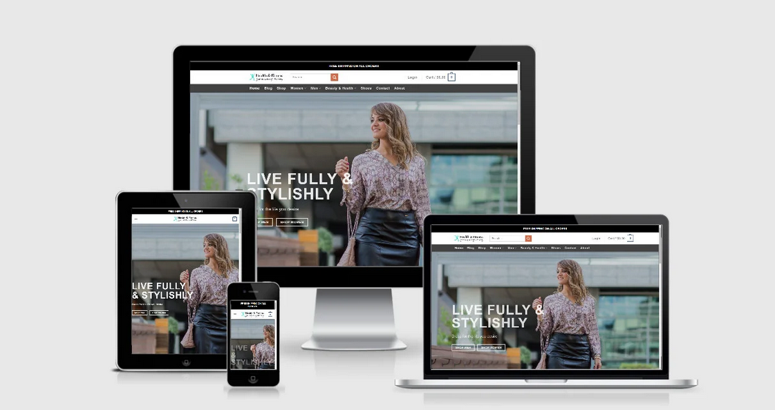 I will build wordpress woocommerce website by woocommerce store