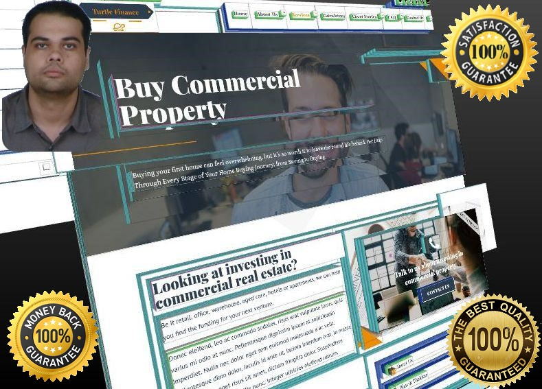 I will convert wix weebly or squarespace website to wordpress and SEO