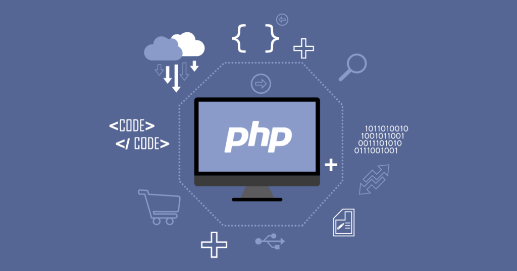 PHP websites with Bootstrap HTML and Backend functionality
