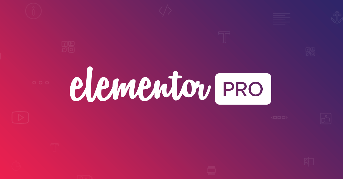 Install Elementor Pro with license For Unlimited Sites