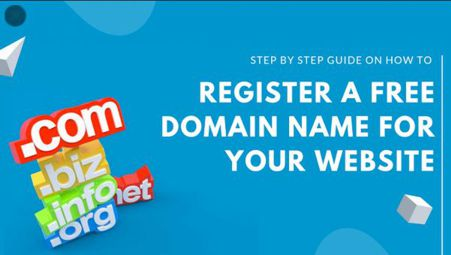 Register Your Domain Name For Your Website