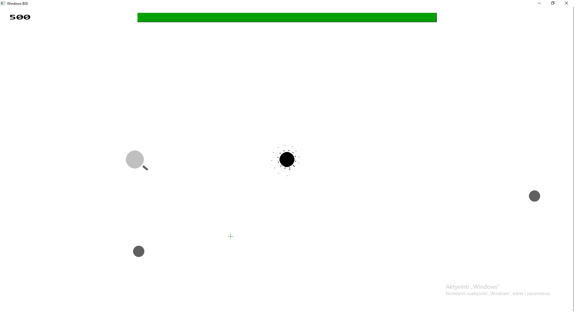 Game made entirely with C++, using graphics.h library