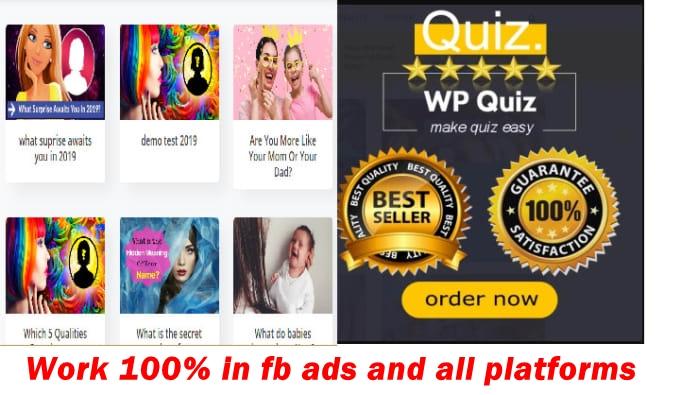 I Build A Professional Wordpress Quiz And Trivia Website