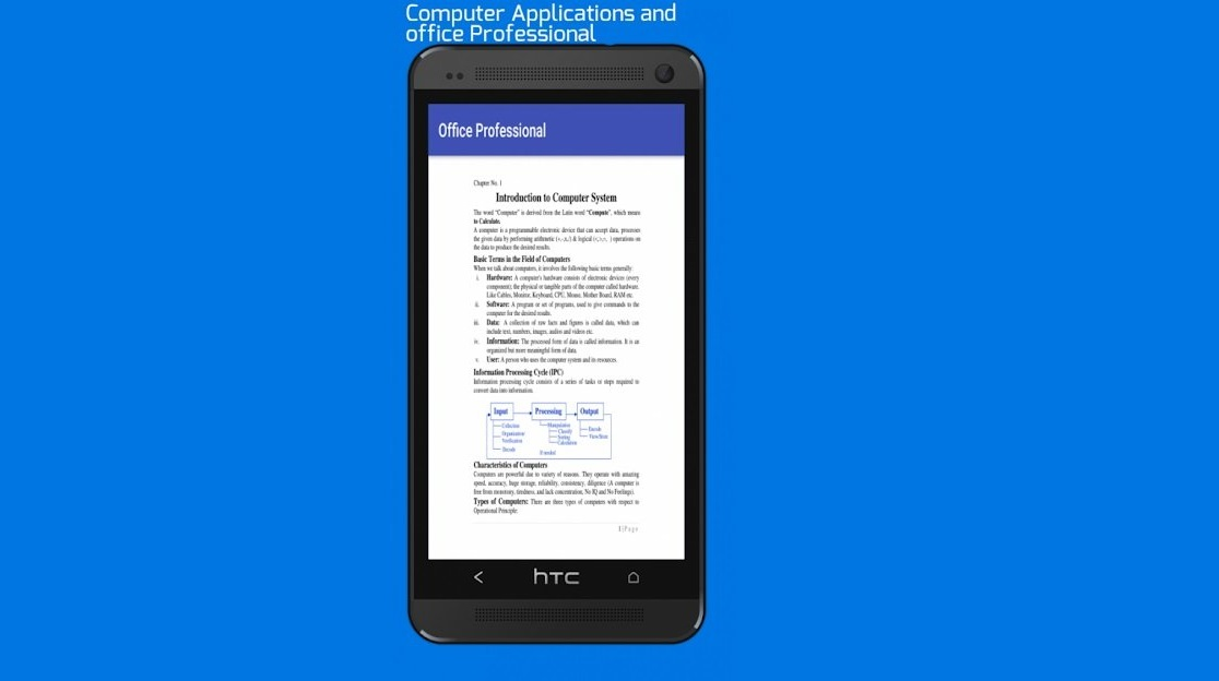 PDF to Android Book App with Admob