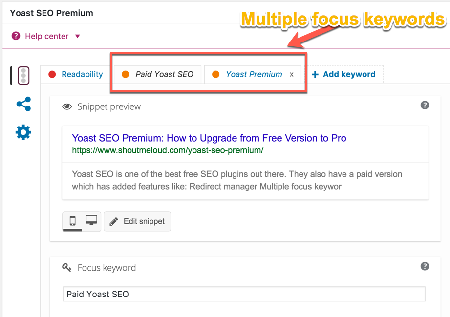 Yoast Seo Premium WordPress Plugins