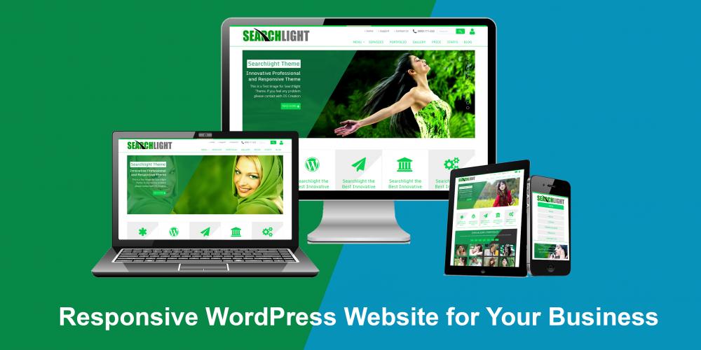 Create Your Amazing WordPress Website