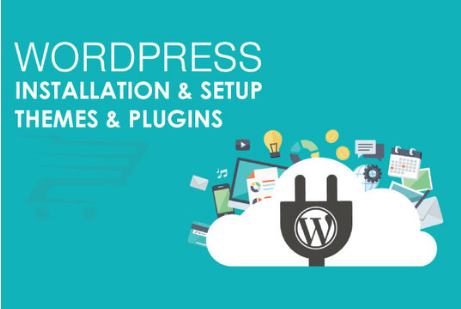 WordPress Webiste Installation with Onpage SEO or Update All Plugins
