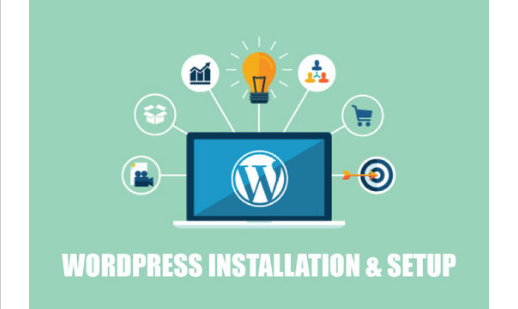 WordPress Webiste Installation with Onpage SEO