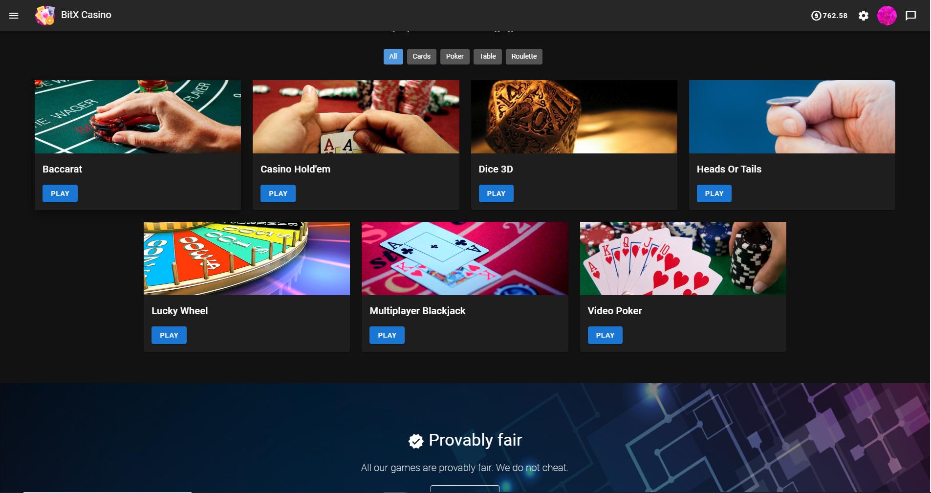 BitxCasino Cryptocurrency Casino For Sale