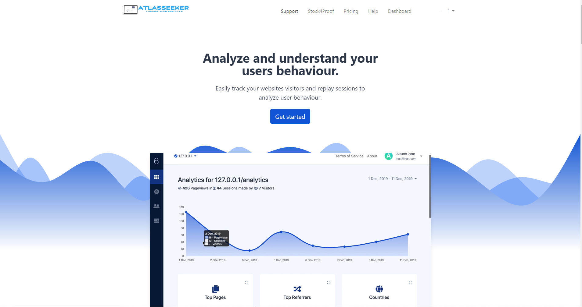 AtlasSeeker Analytics Data Platform