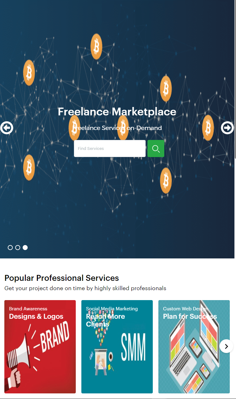 Job2Do Freelance Marketplace Script