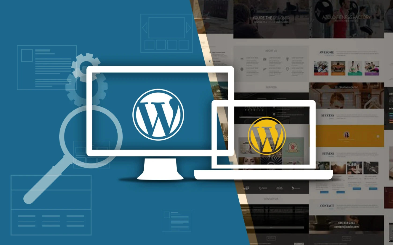 Build A Professional And Attractive Wordpress Website for business