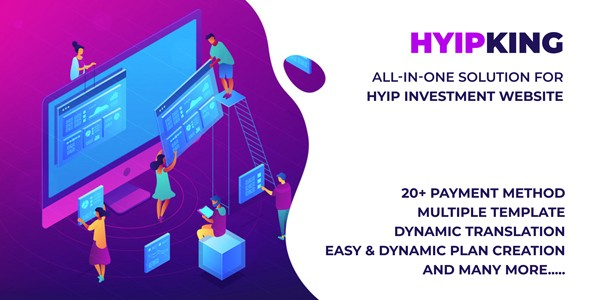 HYIPKING INVESTMENT Is an Online Bitcoin Trading Platform