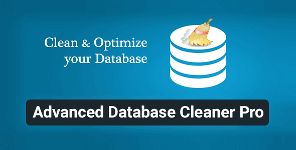 Advanced Database Cleaner Pro - WordPress Plugin