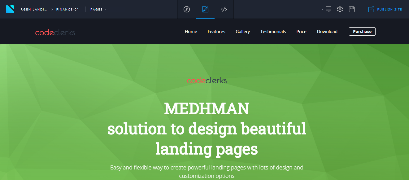 I will give you a Pro Landing Page Builder or design your landing page