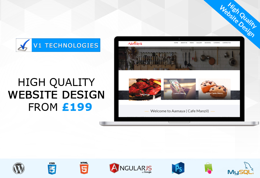 Website designing we can make upto 10 pages websites.