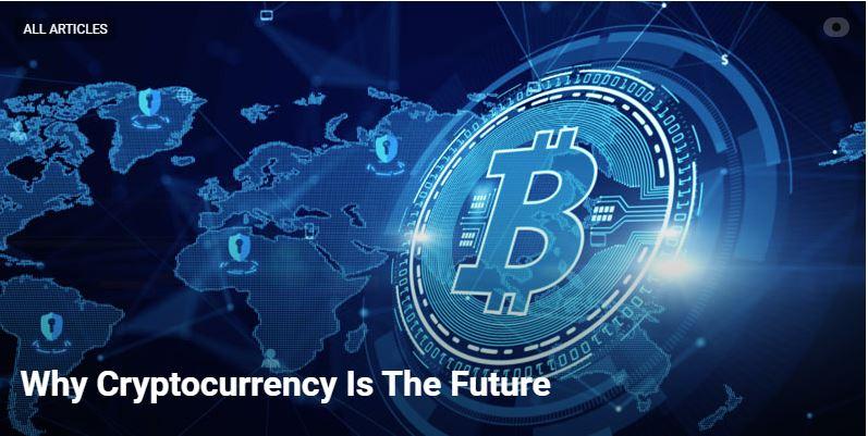 WordPress affiliate Cryptocurrency website