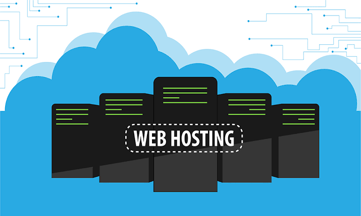 Optimized Web Hosting with a. com Domain name