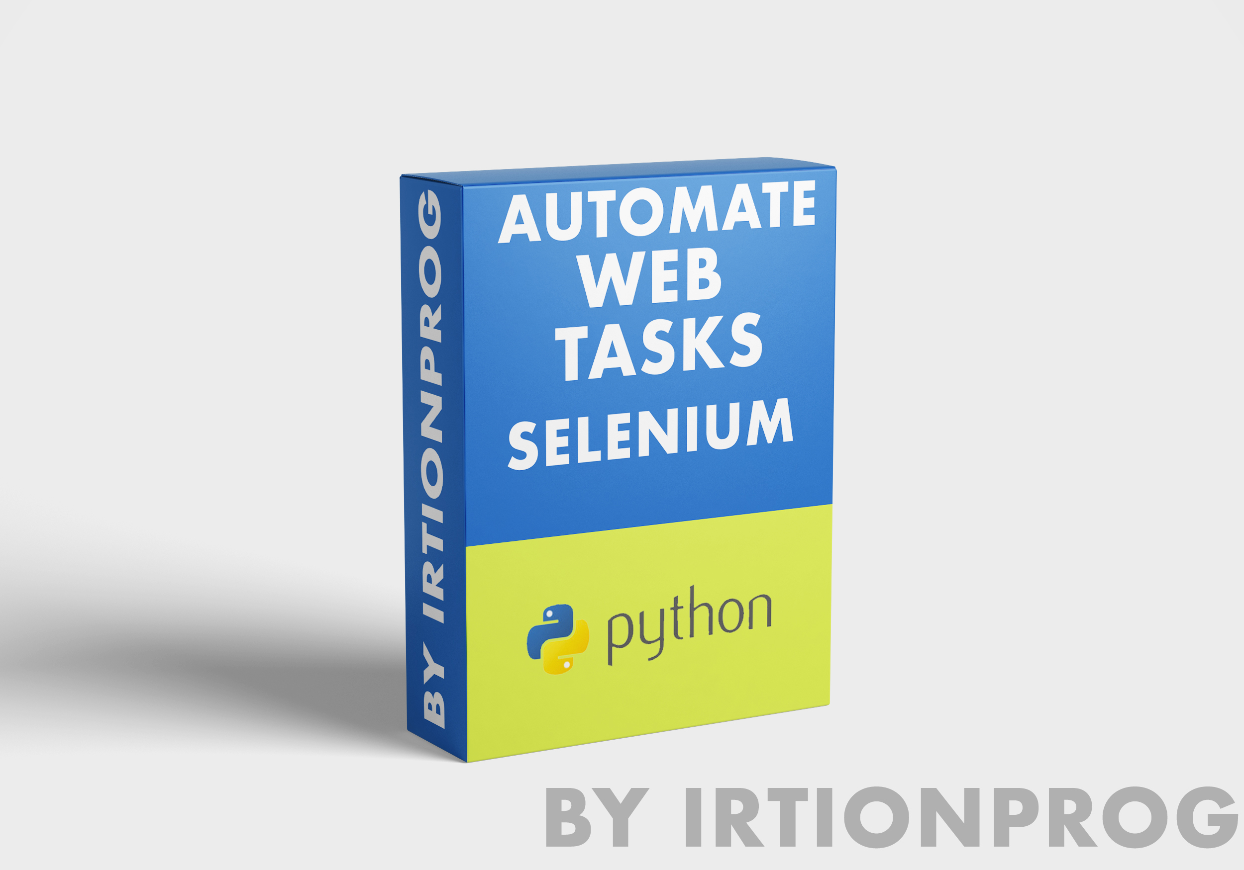 automate your browser tasks using python selenium