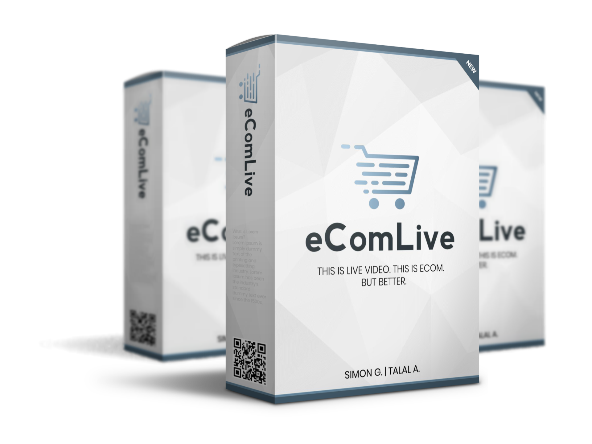 eComLive 2 World Class Software