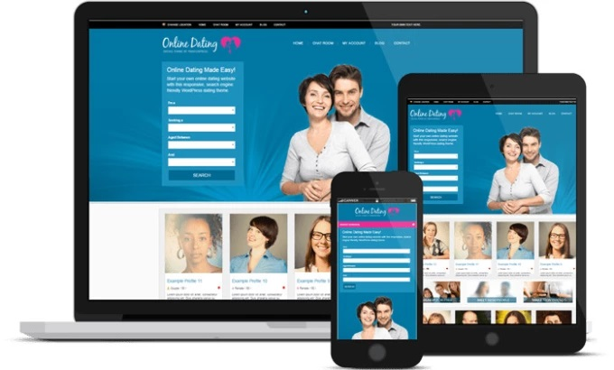 I will build you a money making WordPress dating site or social site