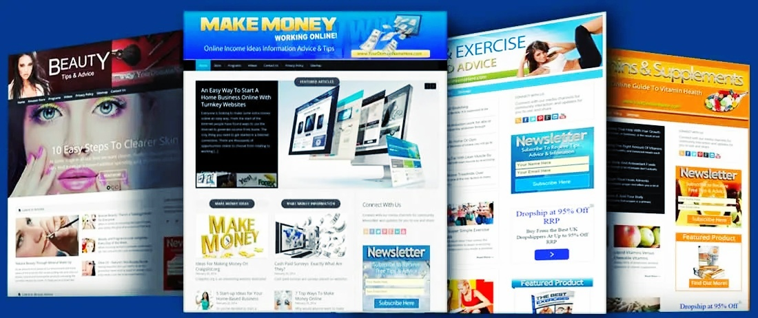 3800+ Automated websites and PHP scripts with master resell rights