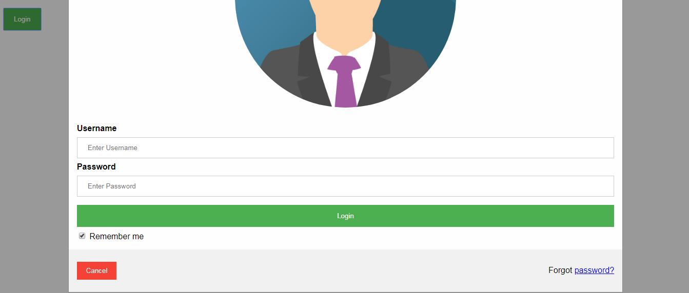 Sign Up - Login - Newsletter Forms
