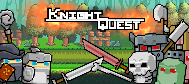Knight Quest - Top adventure game - Easy to reskin