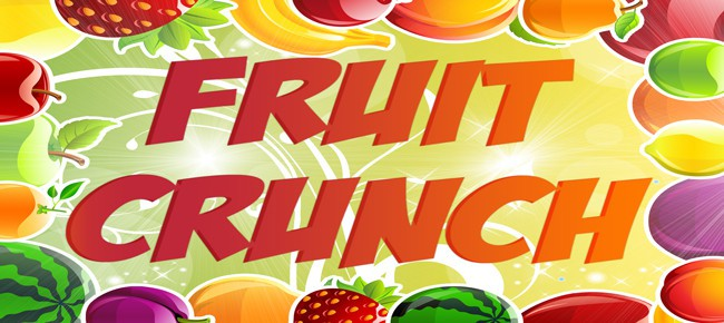 Fruit Crunch Sweet Crush Style Game