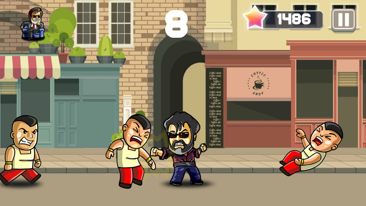 Gangster Kabali - Simple unity fighting game