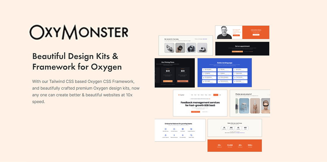 Install OxyMonster Plugin for Oxygen Builder with Official License Lifetime
