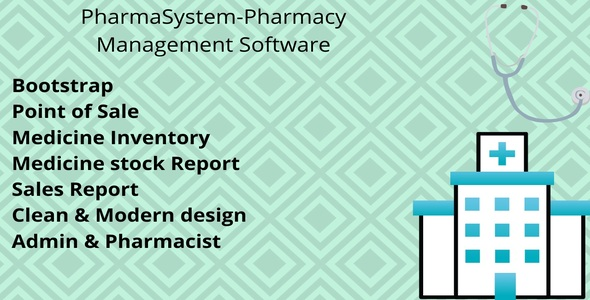 PharmaSystem- Pharmacy Management System