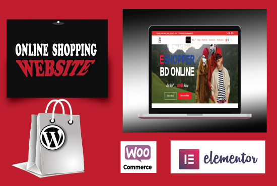 create a WordPress Ecommerce multi vendor Website using Woo Commerce