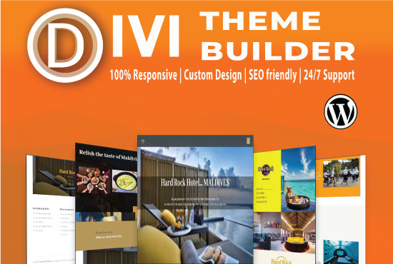 Build a Modern and Professional Website In WordPress With Divi Builder