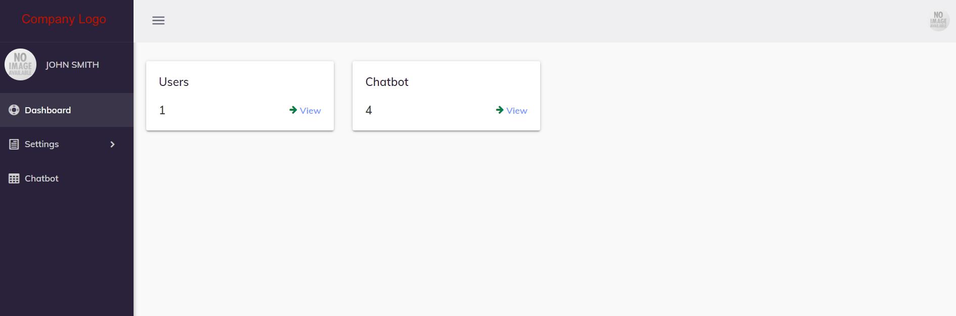 Chatbot in PHP MySQL Codeigniter Framework