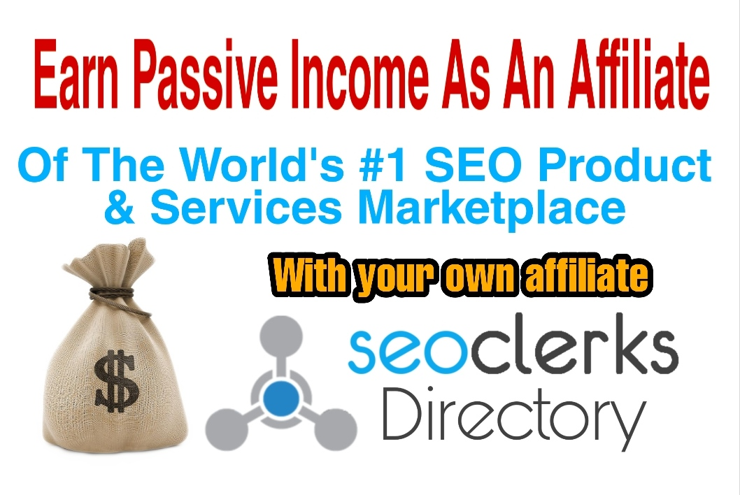 SEOCLERKS Affiliates Directory Website- Earn Passive Income On Autopilot