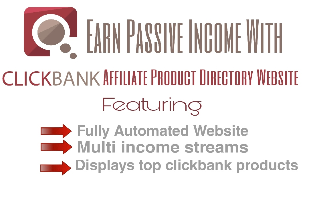 Autopilot Clickbank Affiliates Product Directory Website/Store - Earn On Autopilot