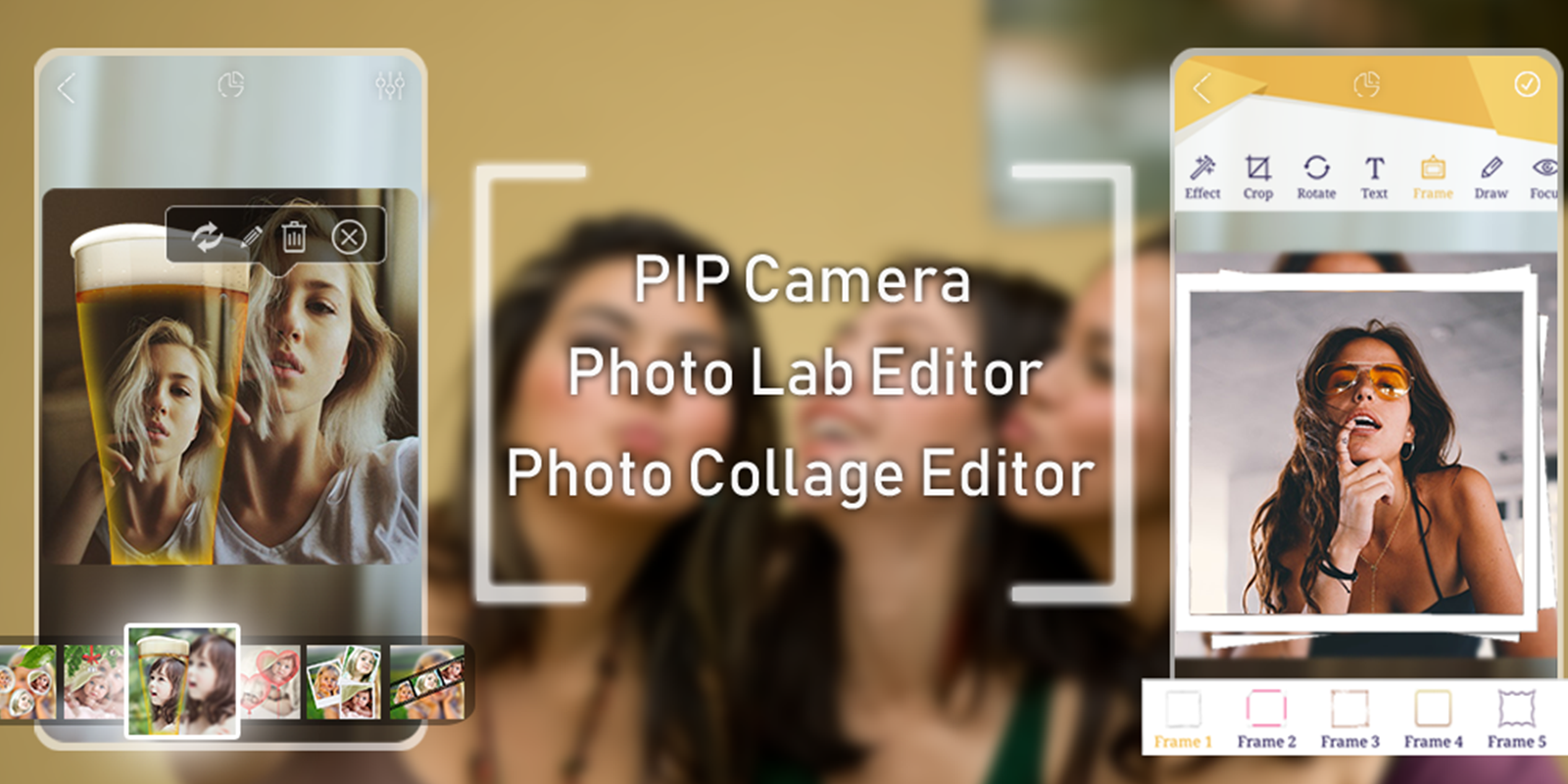 Photo Collage Maker - Make Collages & PIP Photos Android Application Source Code