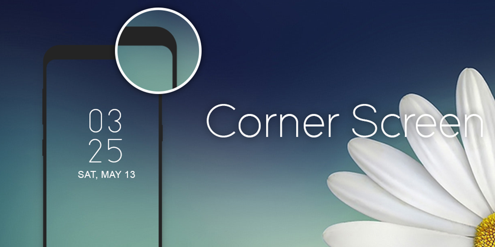 Round Corners S8 Android Application Siurce Code