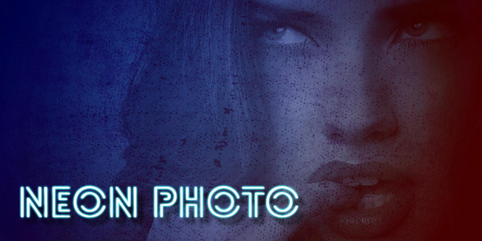 Edit Photo Editor - Neon Effect Image Editor