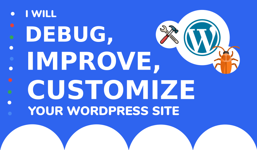 I will provide 3 hours of wordpress customization and supports