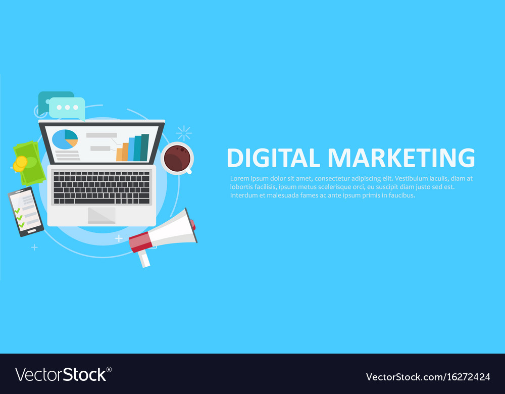 I will create digital marketing Agency website
